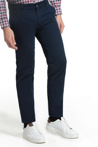 Ds Damat Slim Fit Lacivert Düz Pantolon - 8681779472346 | D'S Damat