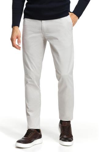 Ds Damat Slim Fit Taş Düz Pantolon - 8681779521525 | D'S Damat