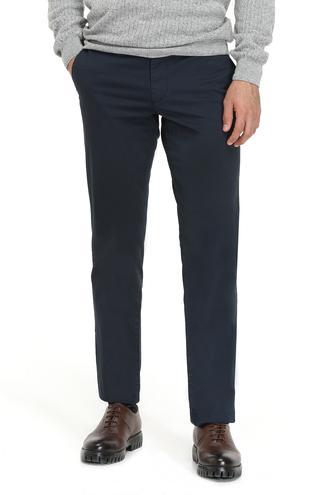 Ds Damat Slim Fit Lacivert Düz Pantolon - 8681779659525 | D'S Damat