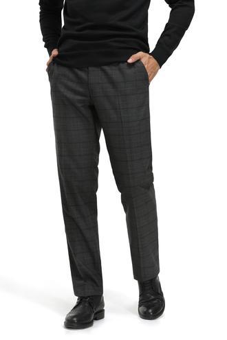 Ds Damat Slim Fit Antrasit Kumaş Pantolon - 8681779662235 | D'S Damat