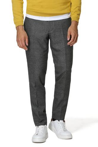 Ds Damat Slim Fit Antrasit Kumaş Pantolon - 8681779663010 | D'S Damat