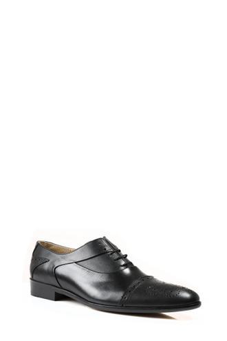 Ds Damat Siyah Loafer Ayakkabı - 8682060853578   D'S Damat