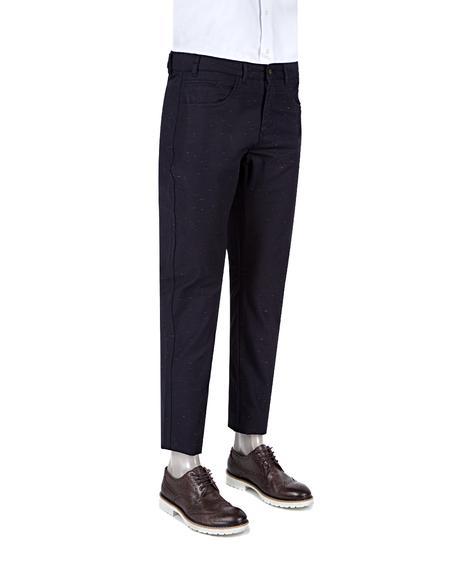 Twn Slim Fit Lacivert Chino Pantolon - 8681494247786 | D'S Damat