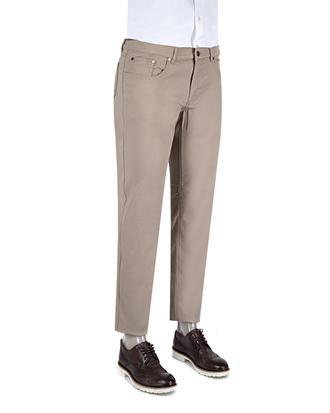 Twn Slim Fit Camel Chino Pantolon - 8681494401294   D'S Damat