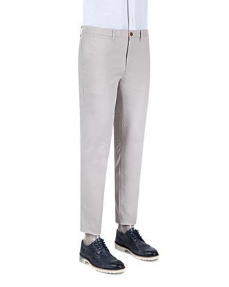 Twn Slim Fit Gri Chino Pantolon - 8681494402246 | D'S Damat