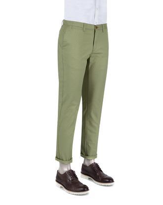Twn Slim Fit Haki Chino Pantolon - 8681494401362 | D'S Damat