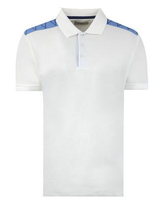 Ds Damat Regular Fit Beyaz T-shirt - 8681494271897 | D'S Damat