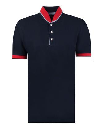 Ds Damat Regular Fit Lacivert T-shirt - 8681494270609   D'S Damat