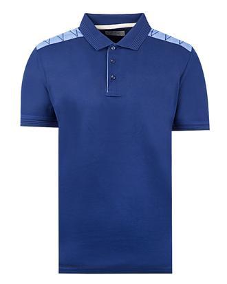 Ds Damat Regular Fit Saks Mavi T-shirt - 8681494289069   D'S Damat