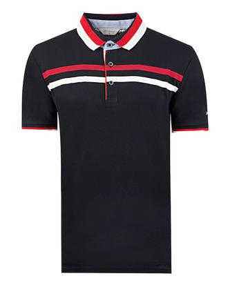 Ds Damat Regular Fit Lacivert T-shirt - 8681494290591 | D'S Damat