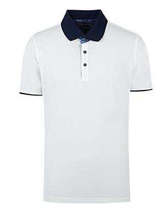Ds Damat Regular Fit Beyaz T-shirt - 8681494369754 | D'S Damat
