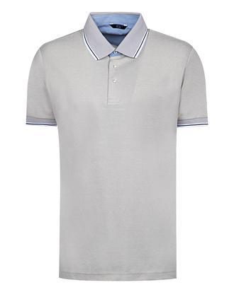 Ds Damat Regular Fit Bej Armürlü T-shirt - 8681494288420 | D'S Damat