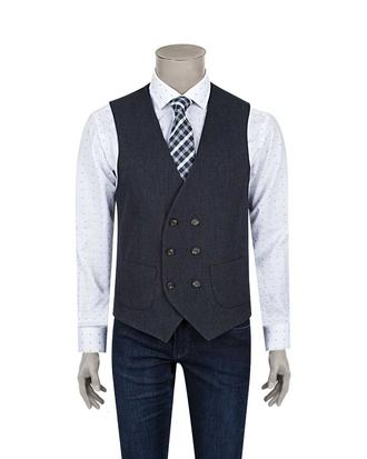 DS DAMAT YELEK (Regular Fit) - 8681778219782 | D'S Damat