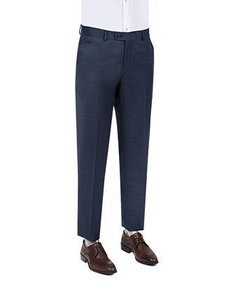 Ds Damat Slim Fit Lacivert Kumaş Pantolon - 8681494997780 | D'S Damat