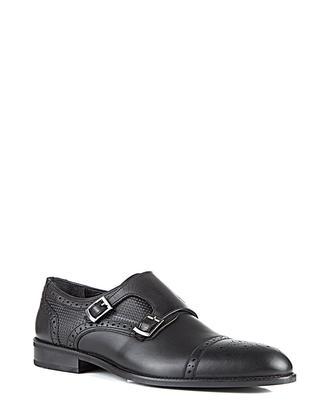Ds Damat Siyah Ayakkabı - 8681494736020 | D'S Damat