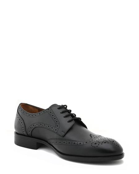 Ds Damat Siyah Ayakkabı - 8682060085481 | D'S Damat