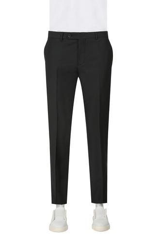 Ds Damat Slim Fit Siyah Düz Pantolon - 8681779956785 | D'S Damat