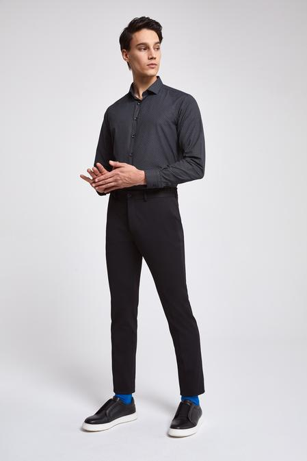Twn Slim Fit Siyah Pantolon - 8682060236340 | D'S Damat