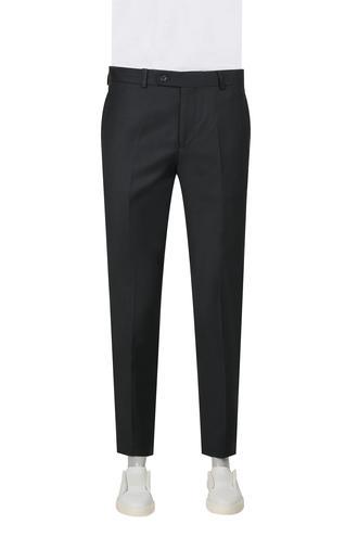 Twn Slim Fit Lacivert Düz Pantolon - 8681779797678 | D'S Damat