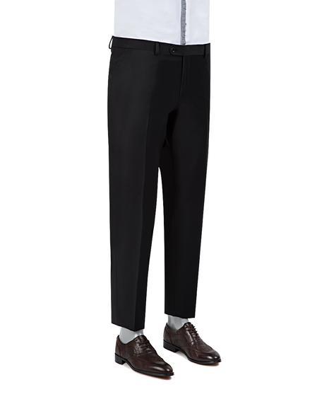 Ds Damat Siyah Düz Kumaş Pantolon - 8682445049060 | D'S Damat