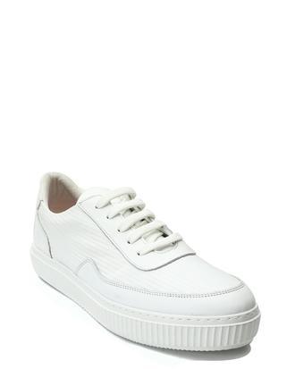 Twn Beyaz Sneaker Ayakkabı - 8681779882398 | D'S Damat