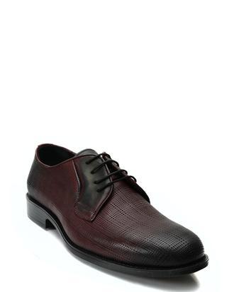 Ds Damat Bordo Ayakkabı - 8682060083012 | D'S Damat