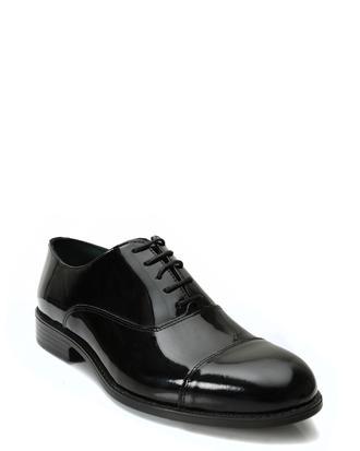 Ds Damat Siyah Smokin Ayakkabı - 8681779910992 | D'S Damat