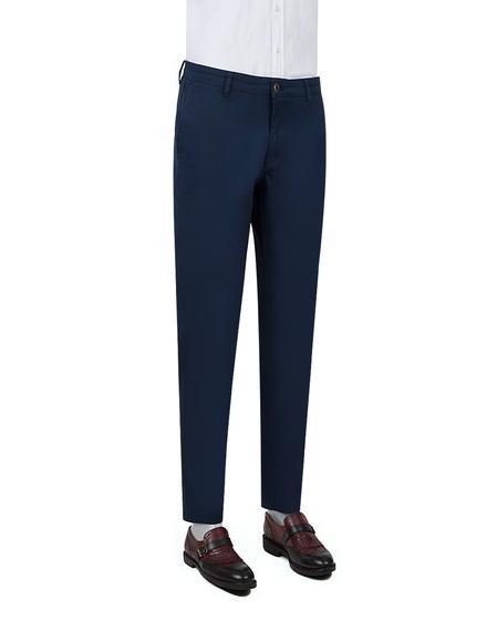 Twn Slim Fit Lacivert Pantolon - 8682060349279 | D'S Damat