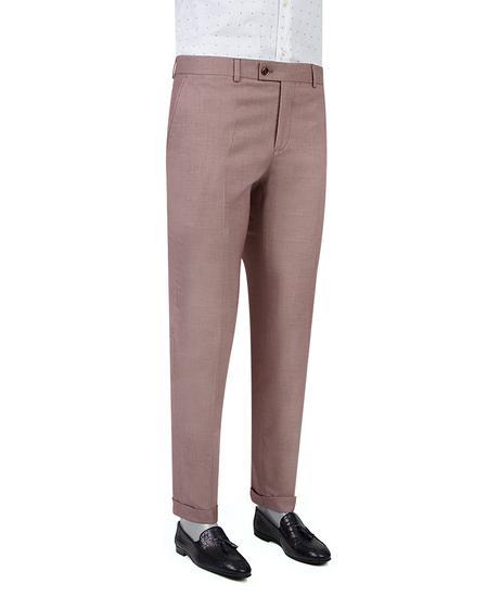 Twn Slim Fit Bordo Pantolon - 8682060351777 | D'S Damat