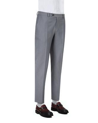 Twn Slim Fit Gri Pantolon - 8682060353269 | D'S Damat