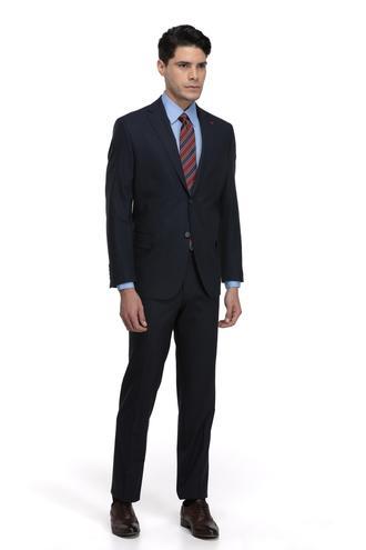 Ds Damat Comfort Fit Comfort Lacivert Takim Elbise - 8682060155610 | D'S Damat