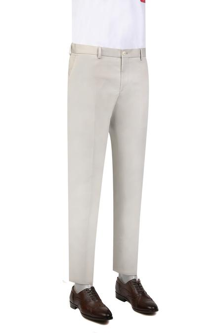 Twn Slim Fit Bej Düz Kumaş Pantolon - 8682060353542 | D'S Damat
