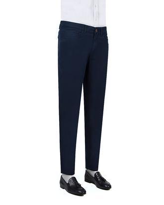Twn Slim Fit Lacivert Dokulu Pantolon - 8682060495518 | D'S Damat