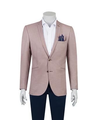 Twn Slim Fit Bordo Ceket - 8682060359087 | D'S Damat
