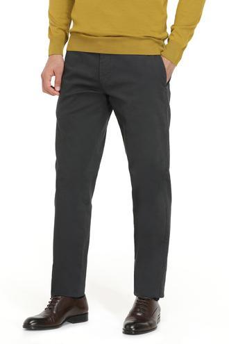 Ds Damat Slim  Fit Gri Pantolon - 8681779651987 | D'S Damat
