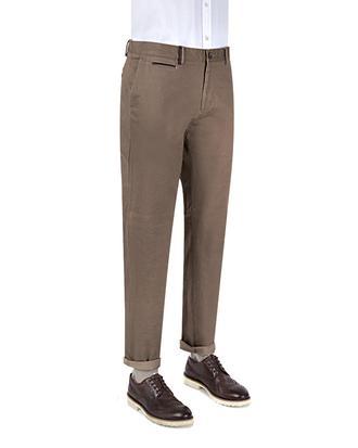 Ds Damat Slim  Fit Bej Pantolon - 8681494518497 | D'S Damat