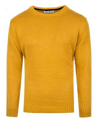 Ds Damat Regular Fit Sarı Triko - 8681494631103 | D'S Damat