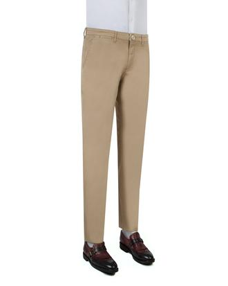Ds Damat Slim  Fit Bej Düz Pantolon - 8681494726571 | D'S Damat