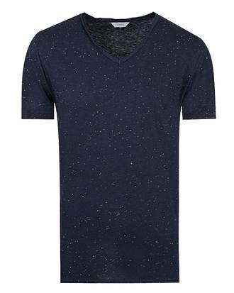 Twn Slim Fit Lacivert T-Shirt - 8681778130742 | D'S Damat