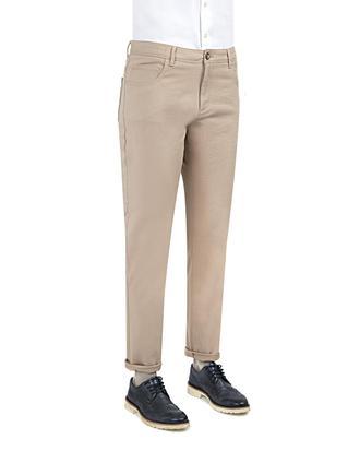 Twn Slim Fit Bej Pantolon - 8681778210536 | D'S Damat