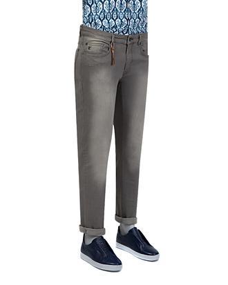 Twn Super Slim Fit Grı Denim Pantolon - 8681779297352 | D'S Damat