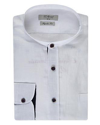 Ds Damat Regular Fit Beyaz Gömlek - 8681778304198 | D'S Damat