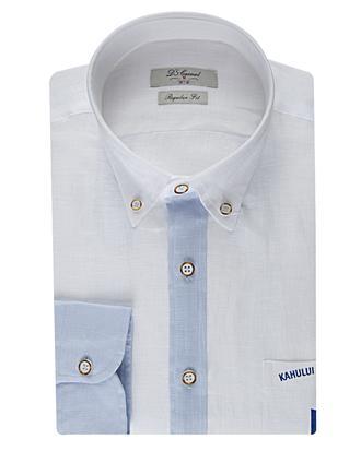 Ds Damat Regular Fit Beyaz Gömlek - 8681778315255 | D'S Damat