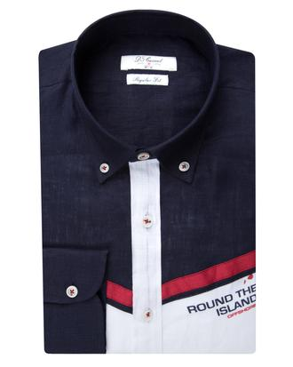Ds Damat Regular Fit Beyaz Düz Gömlek - 8681778310120 | D'S Damat