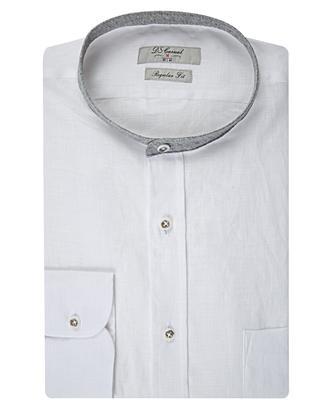 Ds Damat Regular Fit Beyaz Düz Gömlek - 8681778305102 | D'S Damat