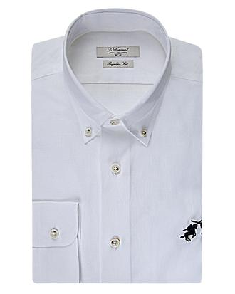 Ds Damat Regular Fit Beyaz Gomlek - 8681494941776 | D'S Damat
