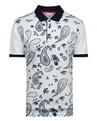 Ds Damat Regular Fit Beyaz T-shirt - 8681778117996   D'S Damat