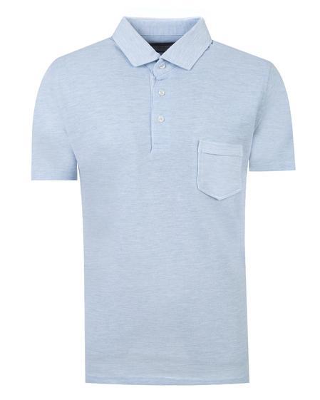 Ds Damat Regular Fit Mavi T-shirt - 8681778310533 | D'S Damat