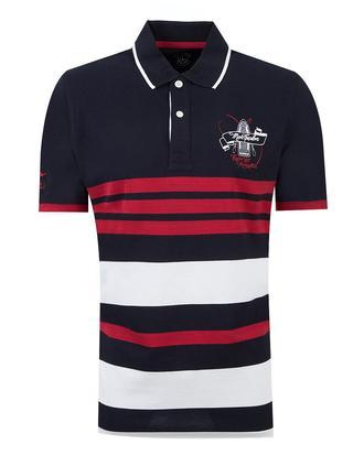 Ds Damat Regular Fit Lacivert T-shirt - 8681778014400   D'S Damat
