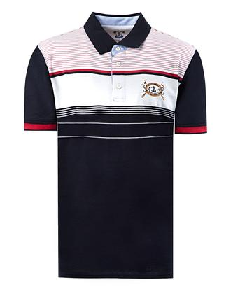 Ds Damat Regular Fit Lacivert T-shirt - 8681778016213   D'S Damat